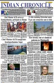 Indian Chronicle Epaper